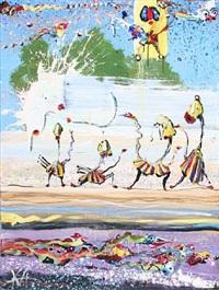 rain dance success by kjeld appel