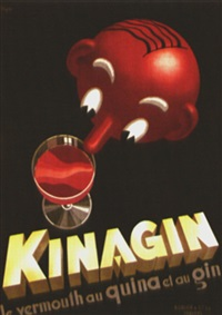 kinagin (by e. patke) by posters: advertising