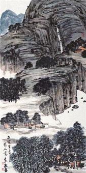 白云生处有人家 by liu sifen