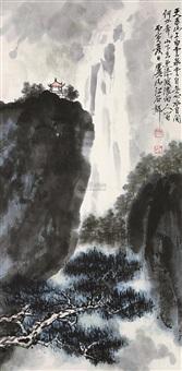 山水 by jiang shiling
