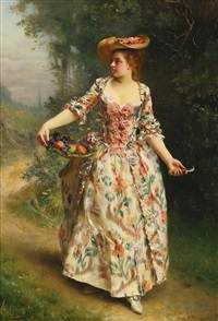 Gustave Jean Jacquet Auctions Results | artnet | Page 2