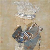 少女 by ren chengwu