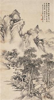landscape by xu hangmin