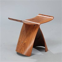butterfly stool by sori yanagi