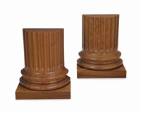 bookends (pair) by david linley