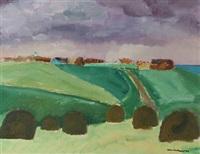 landscape by jens andersen sondergaard
