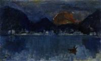 lago d'isea by hans olde