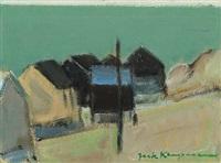 houses, faroe islands by jack kampmann