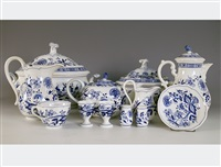 tafelservice (set of 66) by hutschenreuther