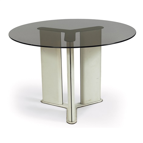 dining table by tito agnoli