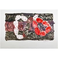 untitled (2 works) by john walker