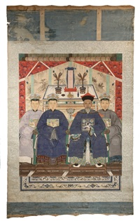 chinese ancestral portraits by anonymous-chinese (18)