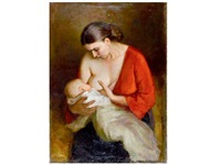maternidad by gonzalo bilbao martínez