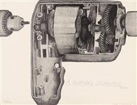 a boring drawing by lee lozano