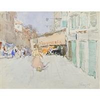 calle veneziana by tatiana yablonskaya