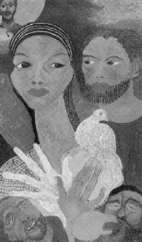 odysseus bei den lothophagen by elisabeth loewe