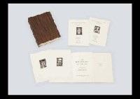 réincarnations du père ubu (portfolio of 25) by georges rouault