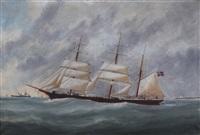 sea king by victor charles edouard adam