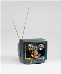 fernseher by nam june paik