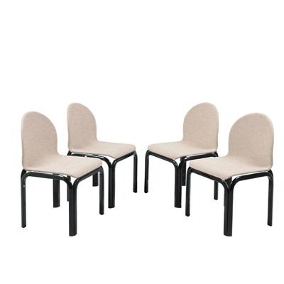 quattro sedie 54101 by gae aulenti
