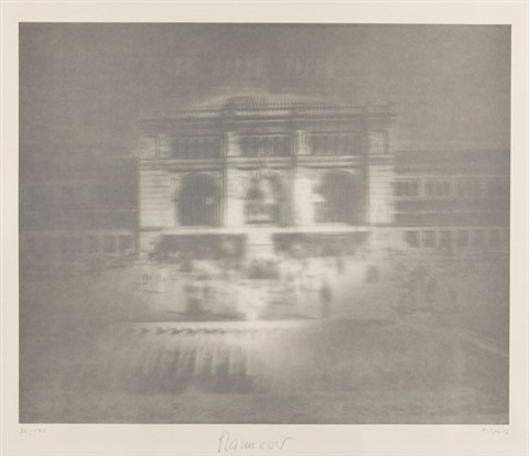 hannover by gerhard richter