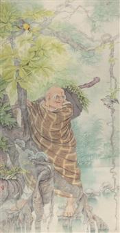 figure by ji shuwen