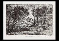 souvenir de toscane by jean baptiste camille corot