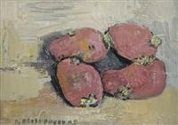 red potatoes by alexey krasnovsky