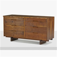 double dresser by george nakashima