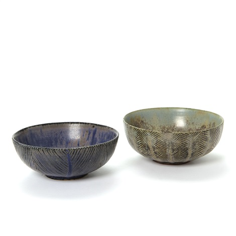 bowls 2 works by axel johann salto