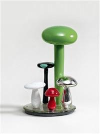mushrooms by rob wynne