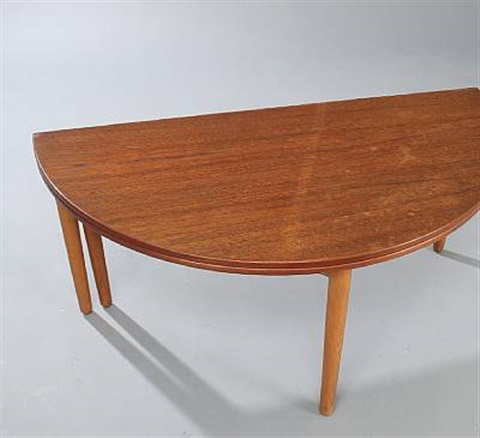 Three Legged Coffee Table By Poul Volther