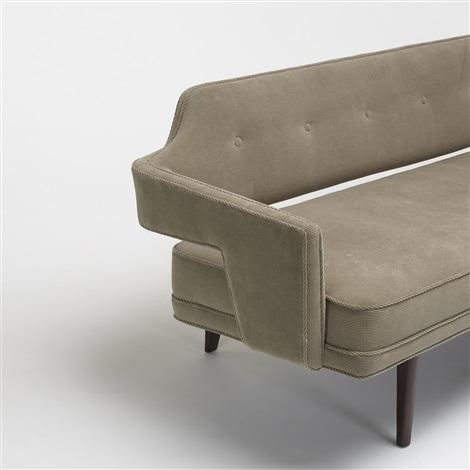 Sofa, Model 486 By Edward Wormley