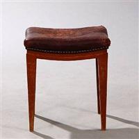 stool by frits henningsen