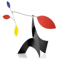 ohne titel. mobile aus mehreren by manuel marin