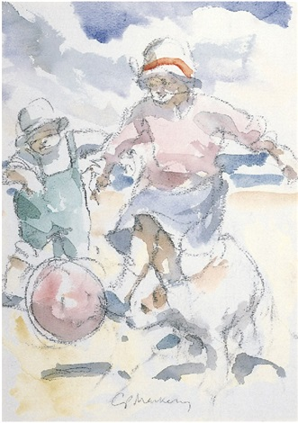 the football by g. mackenzie