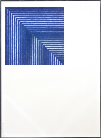 hampton roads by frank stella