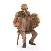 accordionist by emil g. janel