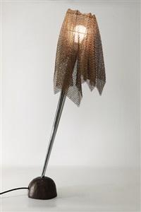 una lampada da terra by toni cordero