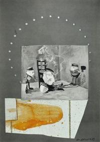 ohne titel by martin kippenberger
