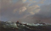 the lifeboat by george webster