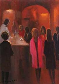 figure al caffe by eliano fantuzzi