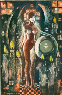 untitled - nude nyc by tata tomaradze