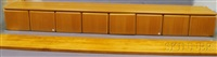 four-piece credenza by warren platner