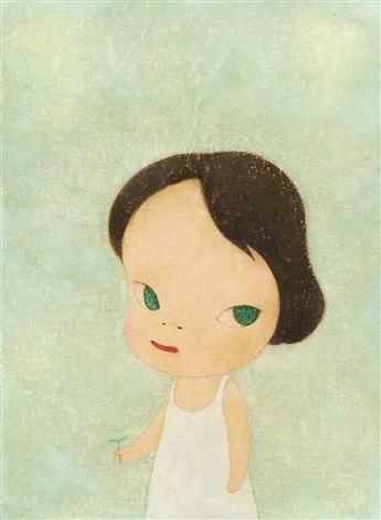 moe no suzaku by yoshitomo nara