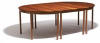 dining table by arne karlsen