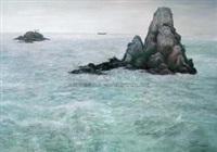 海上的风景三 by ba yaming