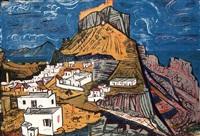 rhodos (bk w/8 works) by valias semertzides