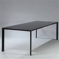 rectangular dining table by piero lissoni
