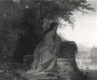 vita activa et vita contemplativa by august von kreling